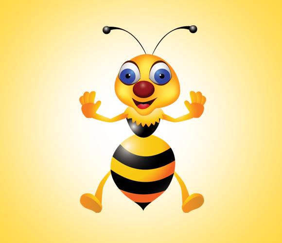 funny wasp