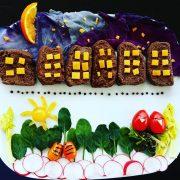 food art για παιδιά