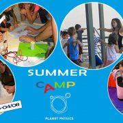 Planet Physics Summer Camp