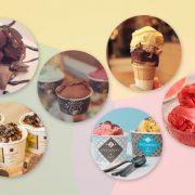 καλύτερα παγωτά της Αθήνας