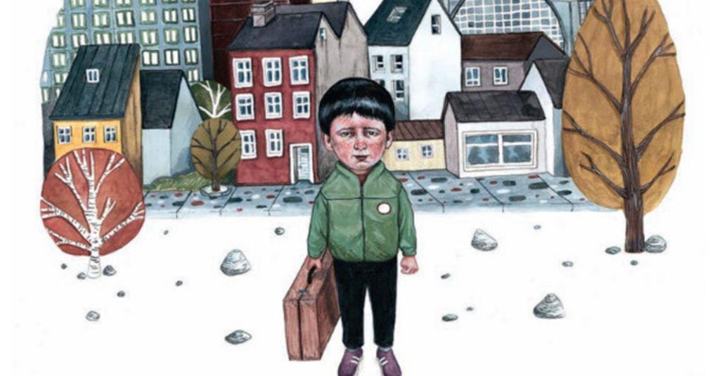 Το αγόρι με τη βαλίτσα
