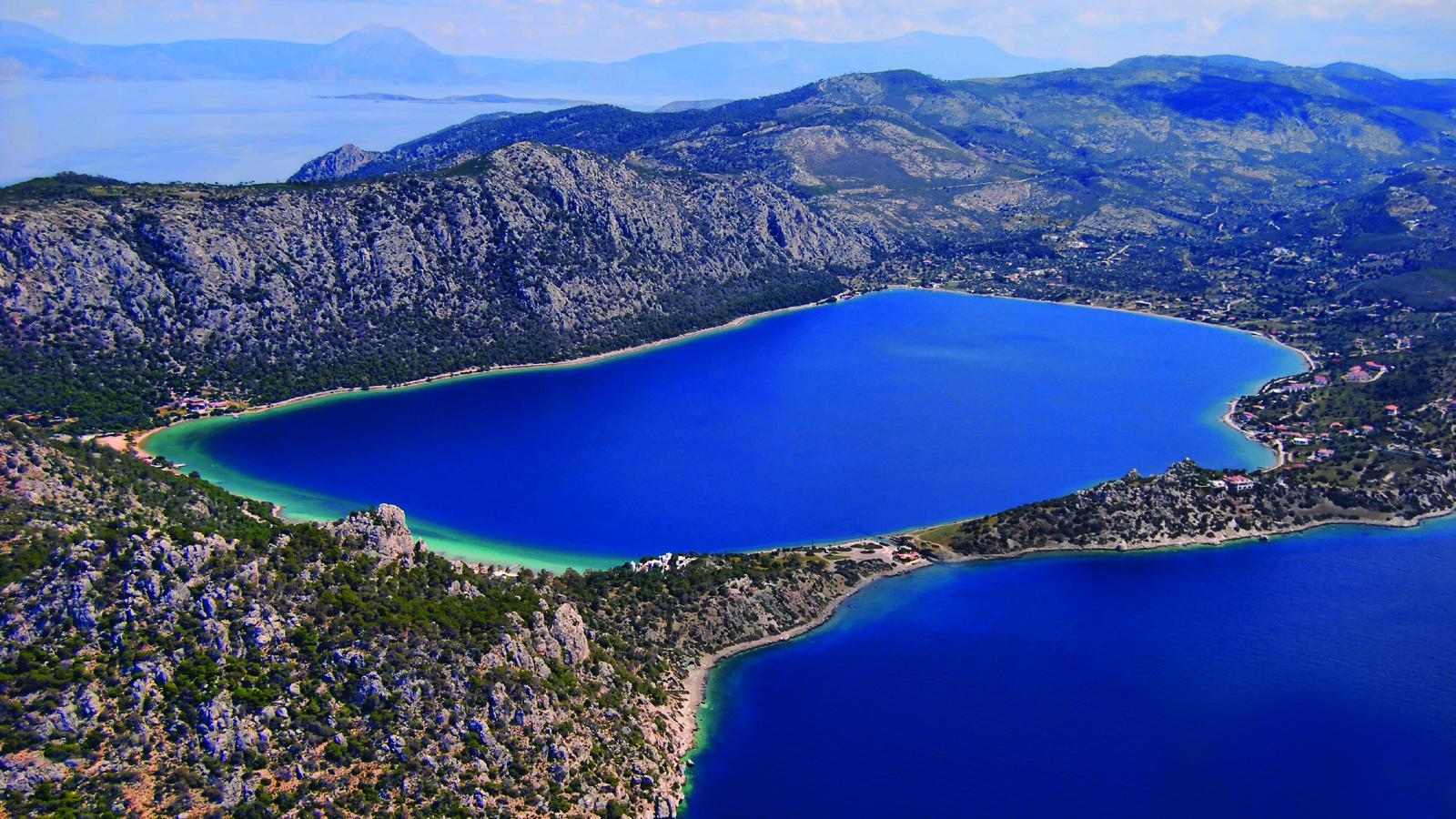 λίμνη της Βουλιαγμένης ή του Ηραίου
