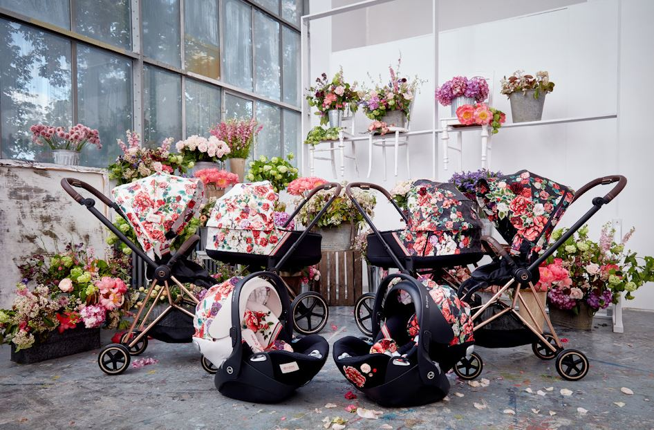 Cybex Spring Blossom Collection 2019