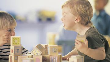 επιθετικότητα στα παιδιά