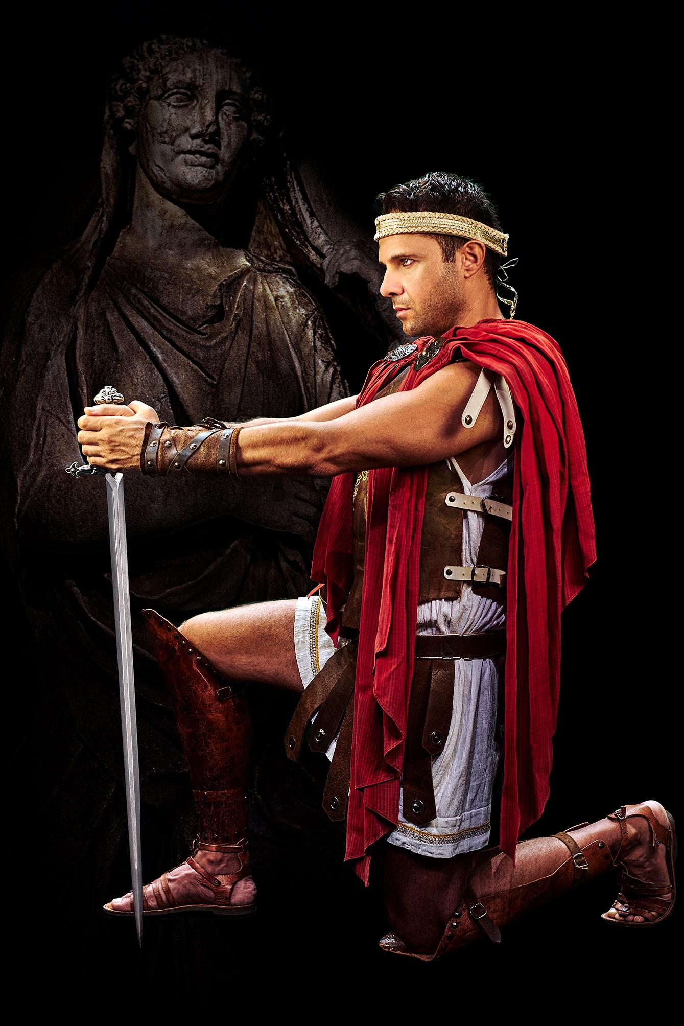 Μέγας Αλέξανδρος - θέατρο Ελληνικός Κόσμος