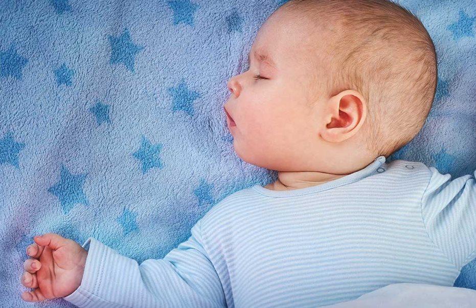 μωρά που κοιμούνται
