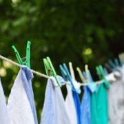 στέγνωμα ρούχων