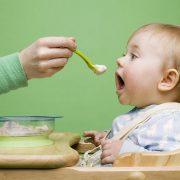 Συνταγή για μωρά
