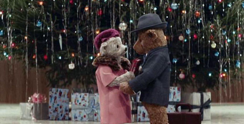χριστουγενιάτικη διαφήμιση