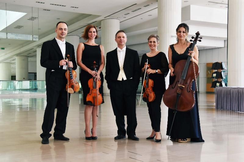 Μουσικό σύνολο Quintarco της Κρατικής Ορχήστρας Αθηνών