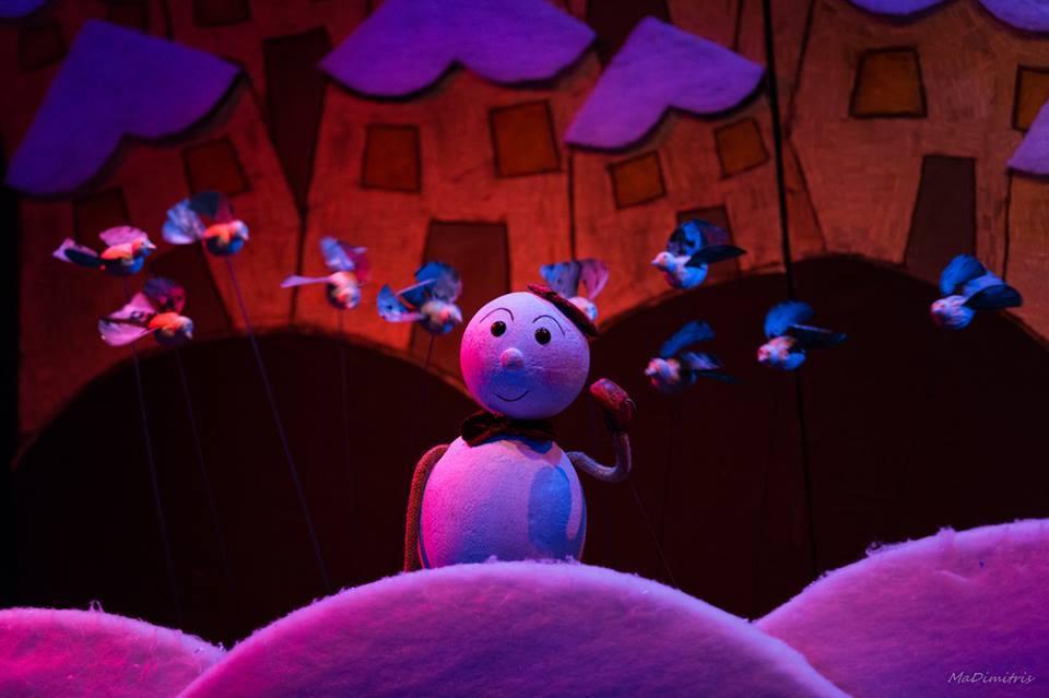 Οι τρεις Χιονάνθρωποι