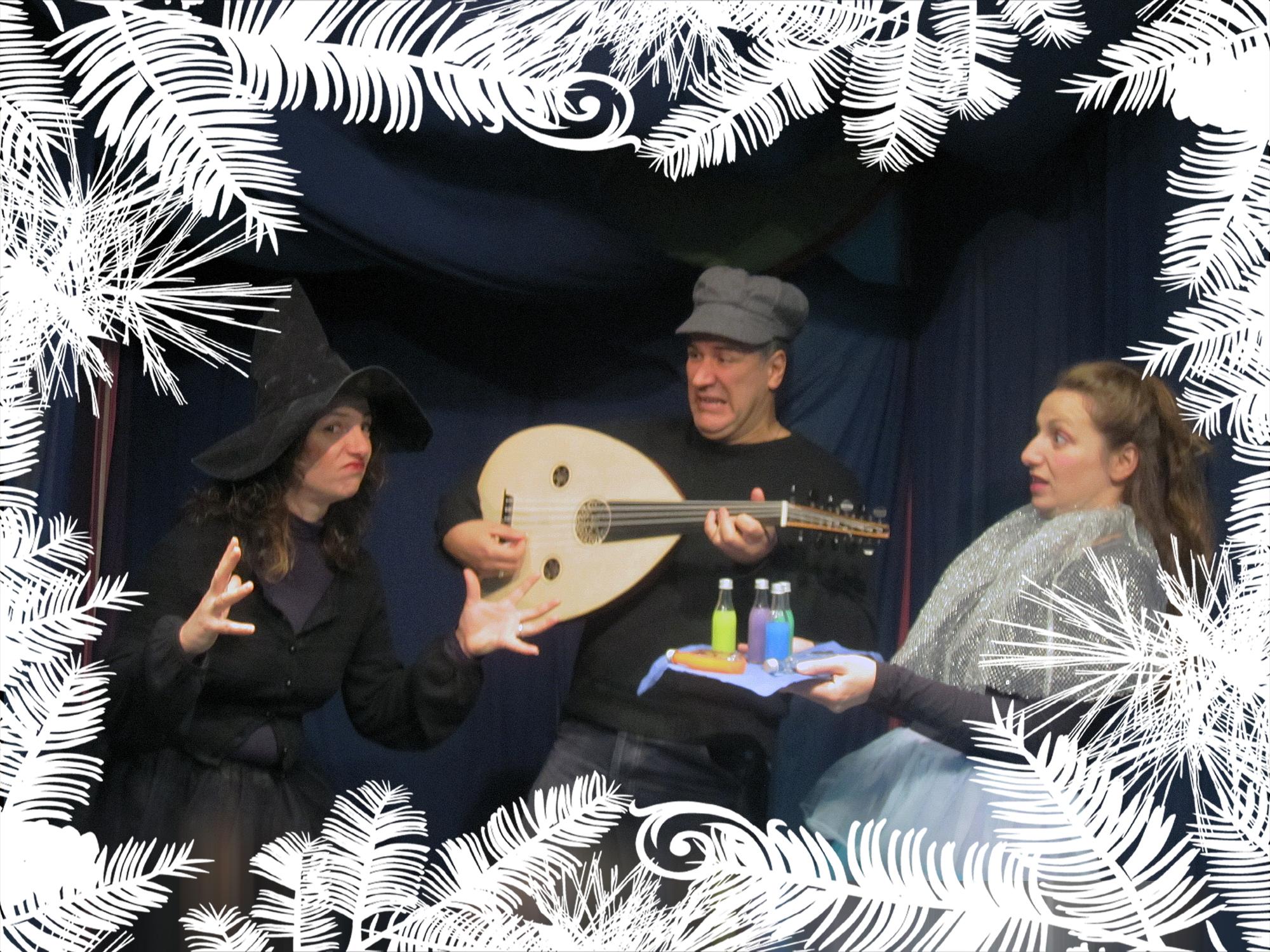H Mάγισσα Κατσουφώ και το εύθυμο χωριό των Χριστουγέννων
