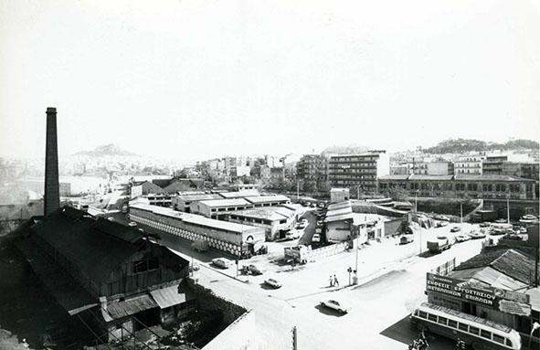 Εργοστάσιο φωταερίου Αθηνών