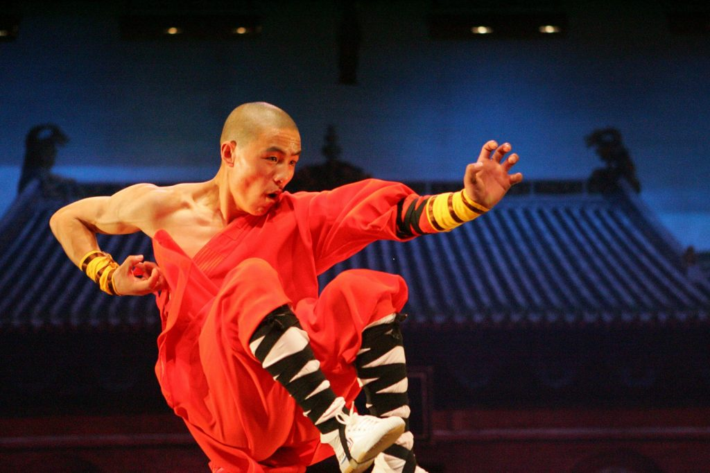 AUSTRALIA-CHINA-SHAOLIN WARRIORS