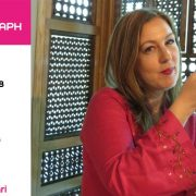 Η Σάσα Βούλγαρη αφηγείται στο Περιβόλι