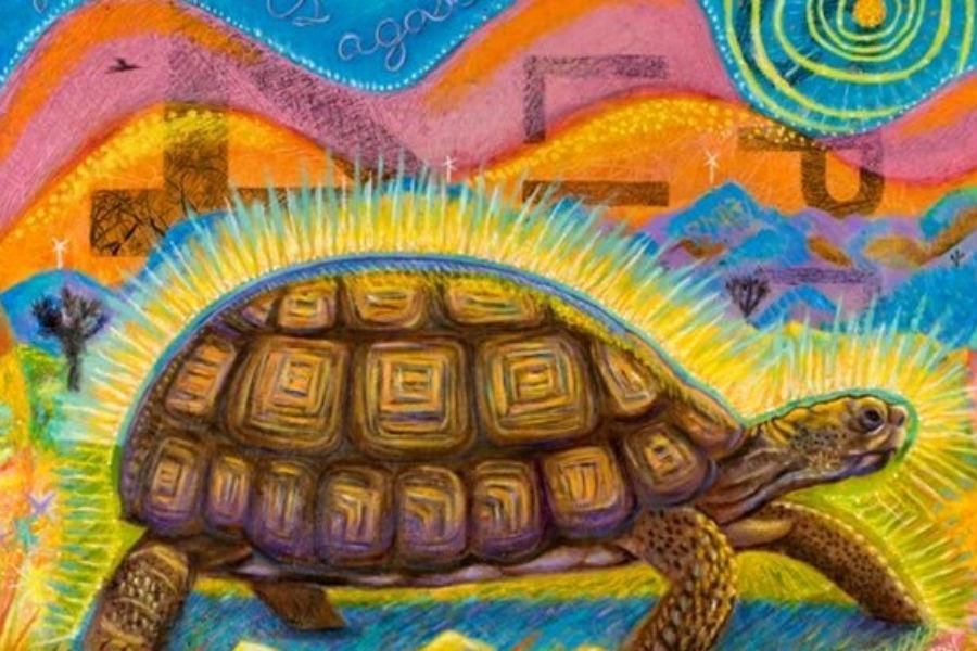 τεχνική της μικρής χελώνας