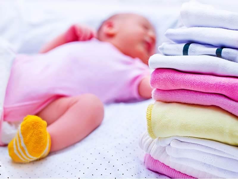 6d968a87d90 Πλύσιμο των ρούχων του μωρού: Πώς πρέπει να γίνεται;