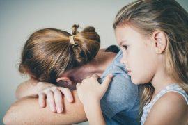 κατάθλιψη της μητέρας