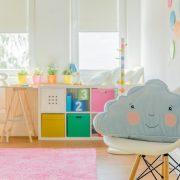 μικρό παιδικό δωμάτιο