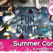 Summer Camp στο Περιβόλι στη Βάρη