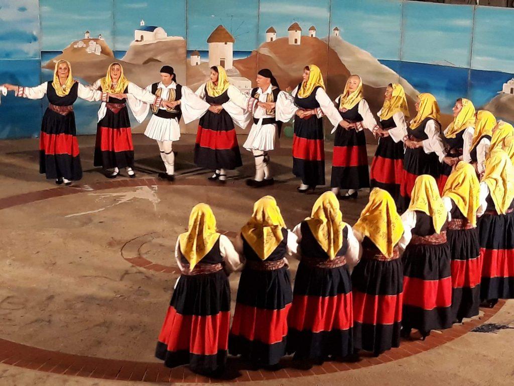 Ομάδες Χορού Ενηλίκων