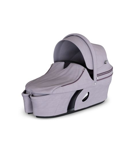 Stokke Xplory Carry Cot Brushed Lilac 180316.3D_37410
