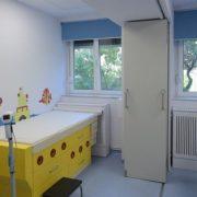 νοσοκομειακή μονάδα για κακοποιημένα παιδιά