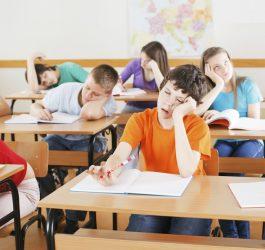τελευταία εβδομάδα στο σχολείο