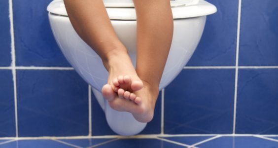 εκπαίδευση τουαλέτας
