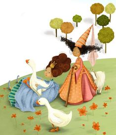 41418482bdf98804d95881f639845a93--book-illustrations-fairy-tales