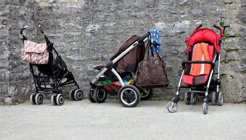 Vehicle Child Sun Buggy Baby Carriage Buggies