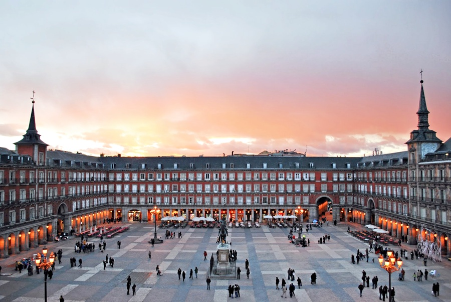 Plaza-Mayor-of-Madrid