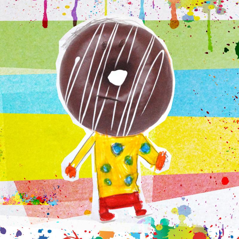 ding-doughnut-man