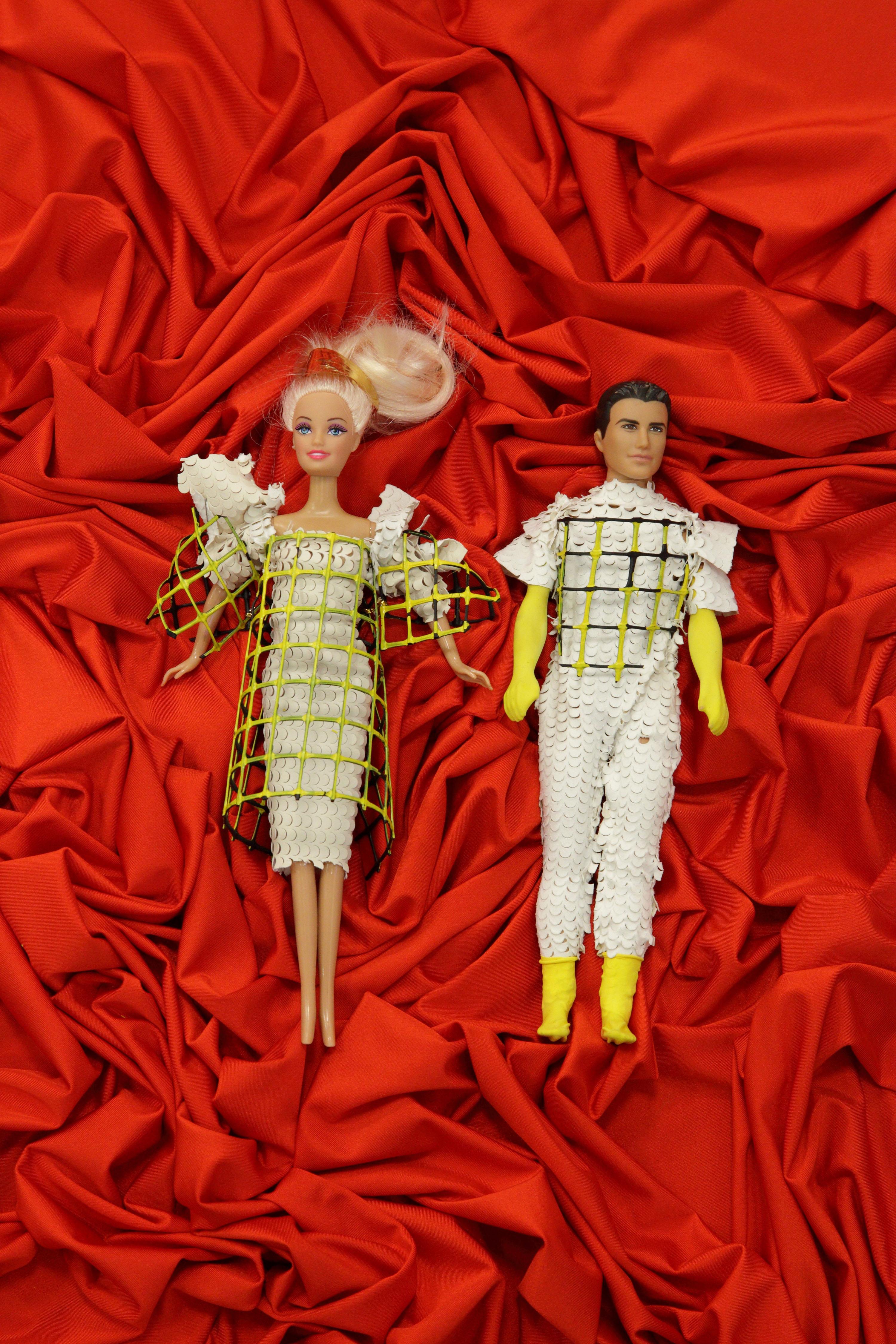 H πριγκίπισσα και το μπιζέλι - μακέτες κοστουμιών Ιωάννας Τσάμη_φωτό Γ. Δομένικος -2