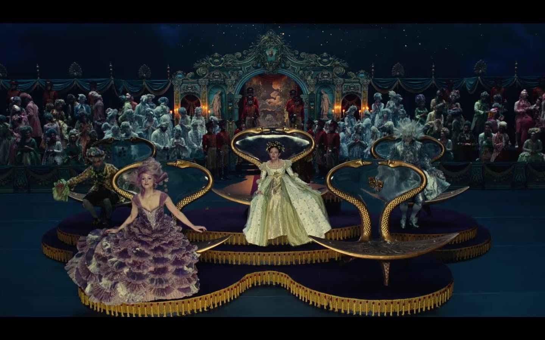 Ο Καρυοθραύστης και τα Τέσσερα Βασίλεια