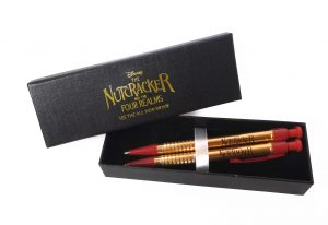 Nutcracker_Pen and pencil set