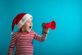 τραυλισμός των Χριστουγέννων