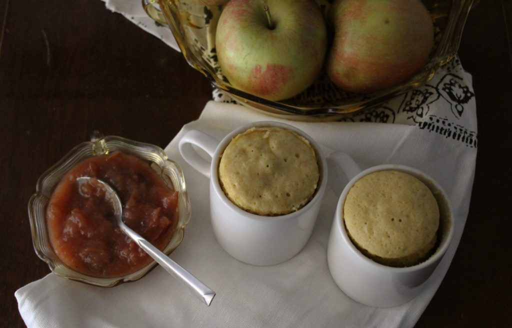 apple-mugcake