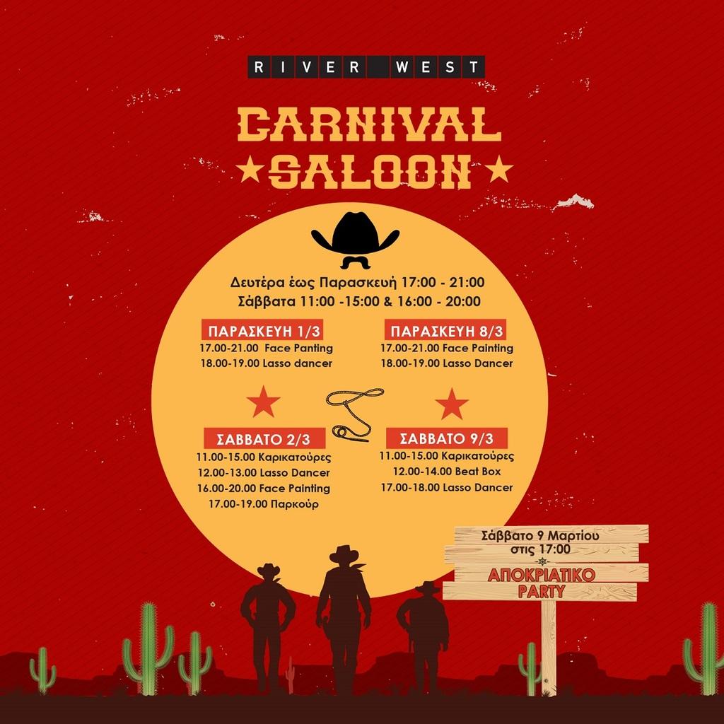 Carnival Saloon