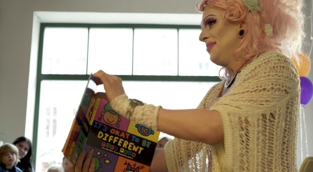 Drag Queen Story Hour_Αthens Chapter