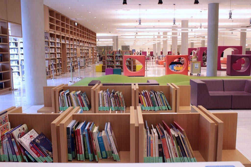 Τμήμα Δανειστικής Συλλογής της Εθνικής Βιβλιοθήκης της Ελλάδος ©ΕΒΕ