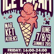 Ice cream market afisa