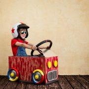 Πώς θα απασχολήσω δημιουργικά το παιδί μου