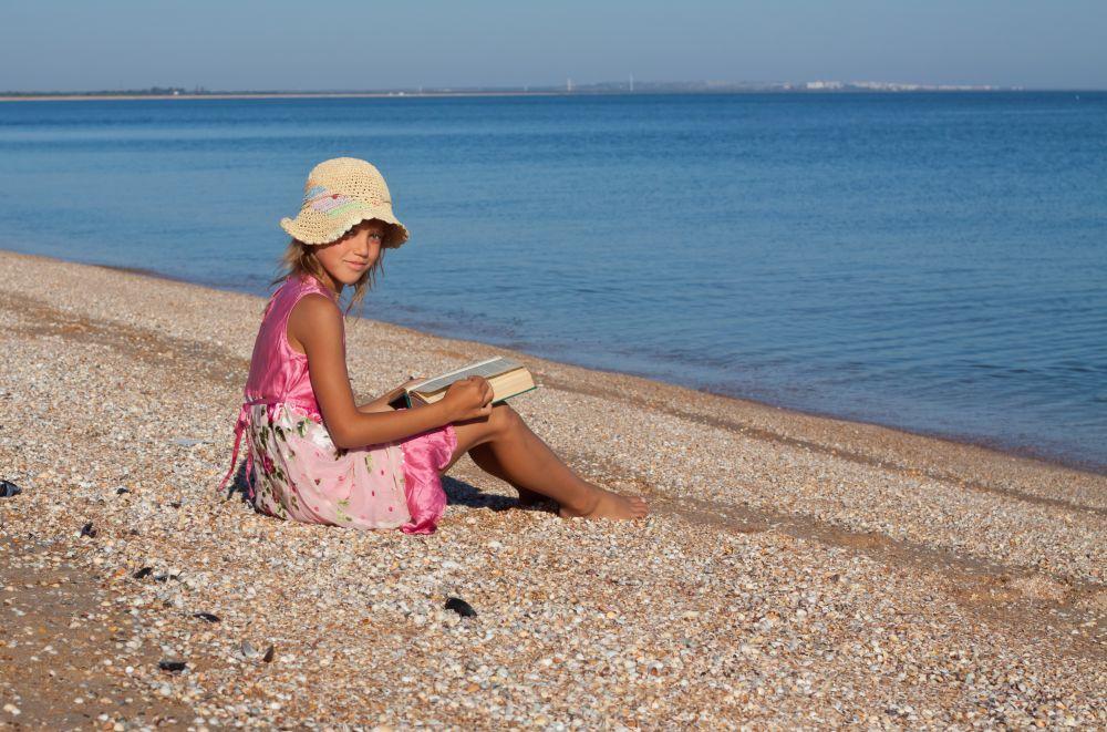 μελέτη το καλοκαίρι