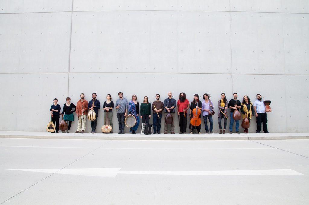 Διαπολιτισμική Ορχήστρα της Εναλλακτικής Σκηνής της Εθνικής Λυρικής Σκηνής