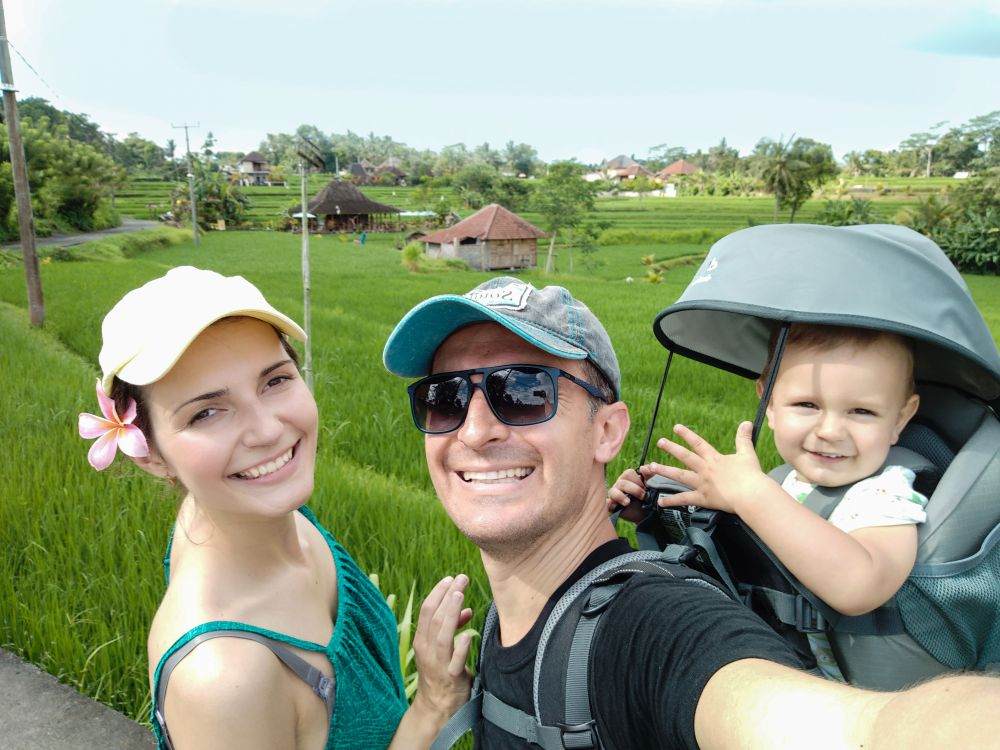Ταξίδι με μωρό