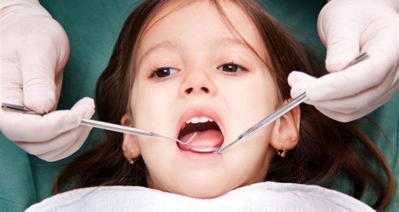 οδοντιατρικός έλεγχος στα παιδιά