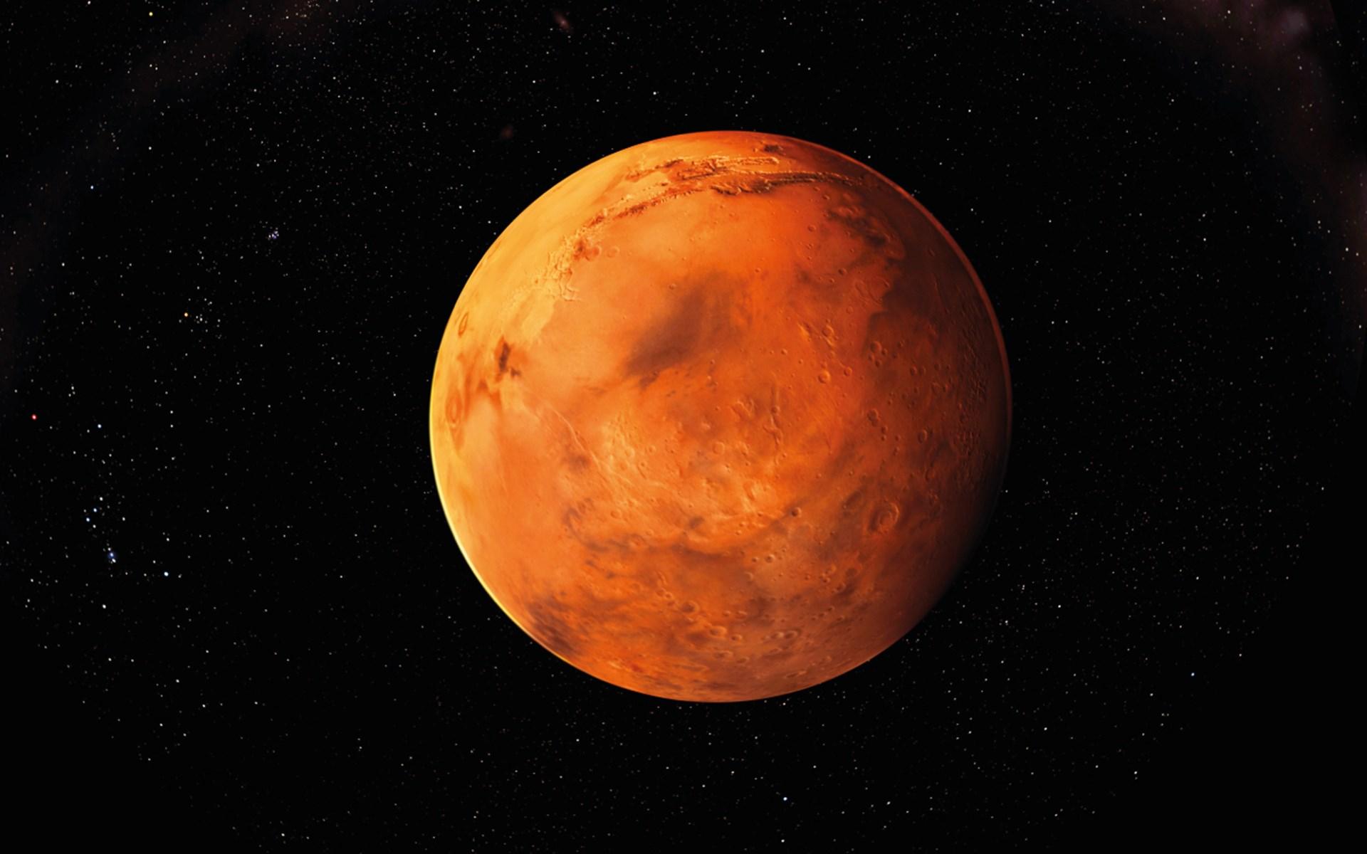 Ο Κόκκινος Πλανήτης