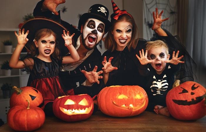 low halloween gang