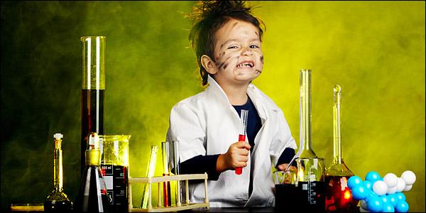 Μαγική χημεία
